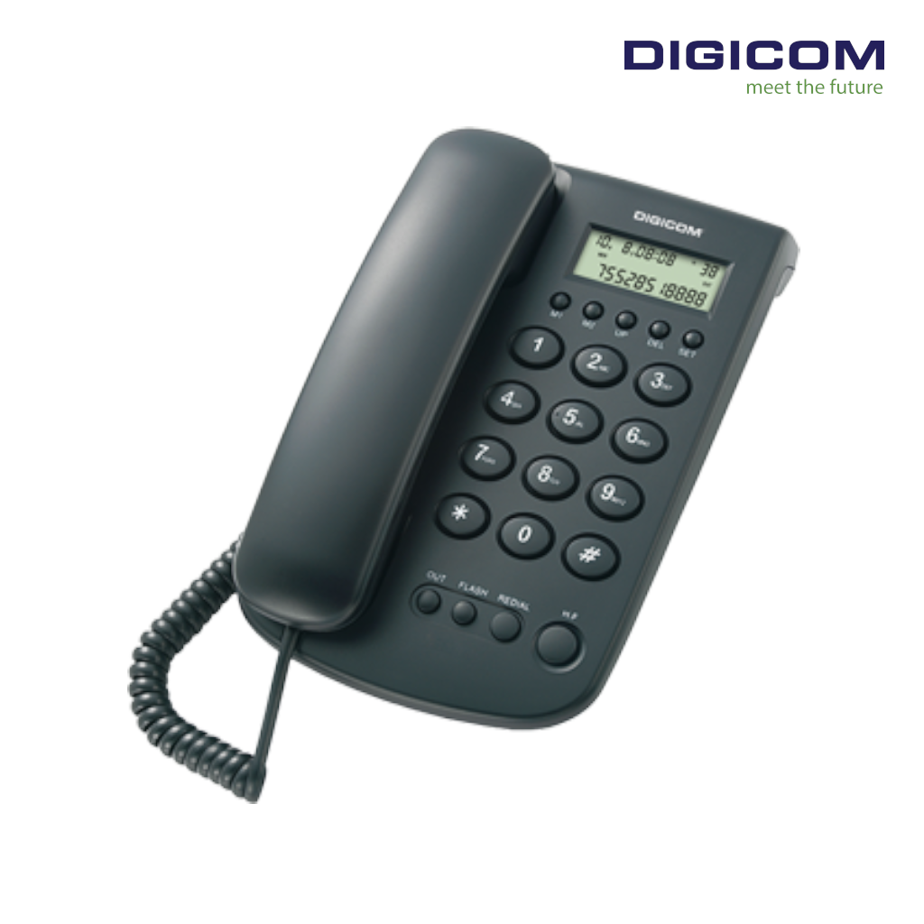 DIGICOM Landline Telephone DG-G21
