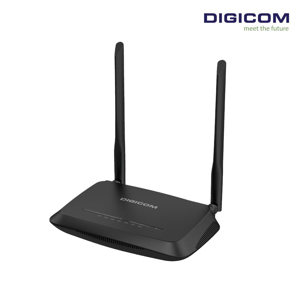 DIGICOM DSL Wireless N Router 300 MBPS DG-M352T