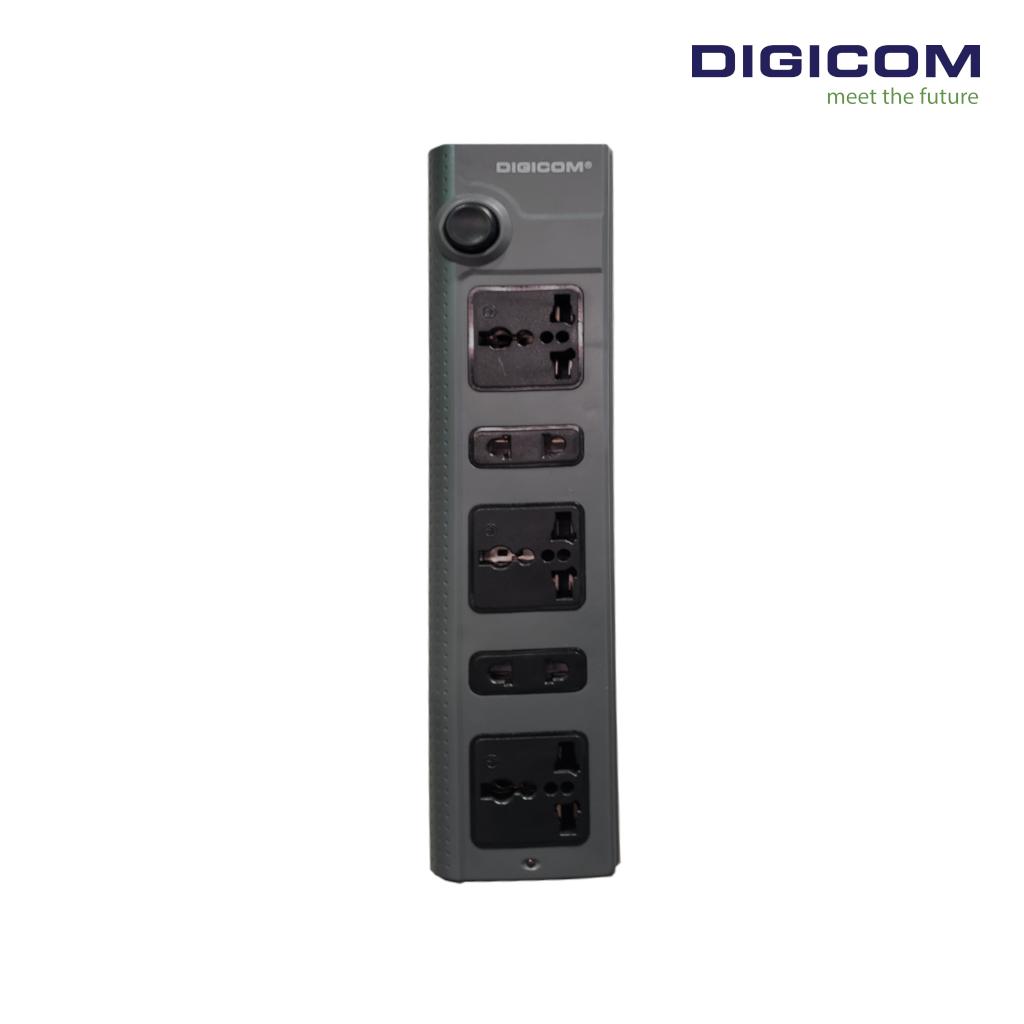 DIGICOM 5 Port Power Extension Socket  DG-M551