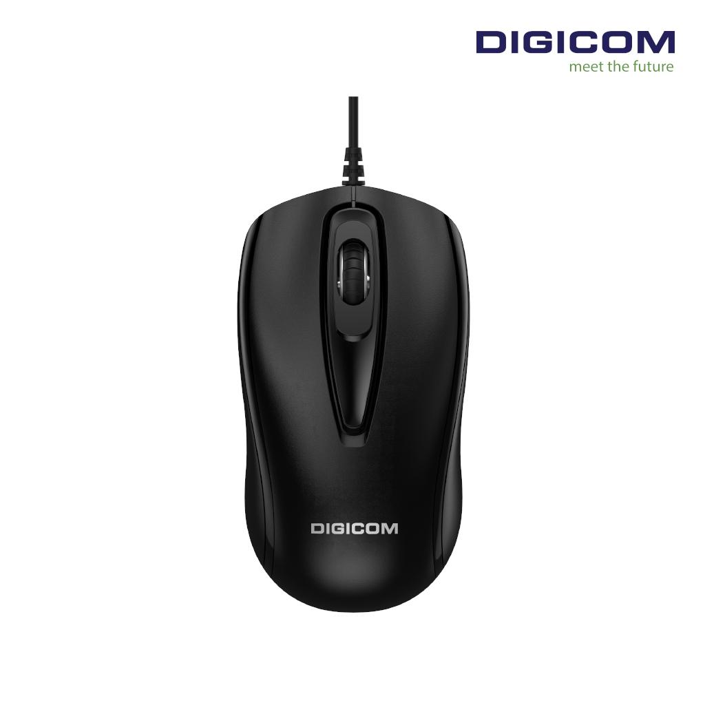 DIGICOM Wired Mouse DG-W10
