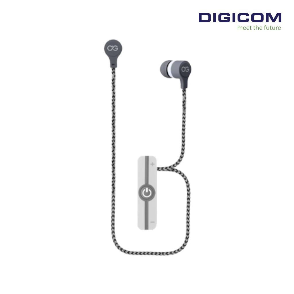 DIGICOM Bluetooth Stereo Earphone X9