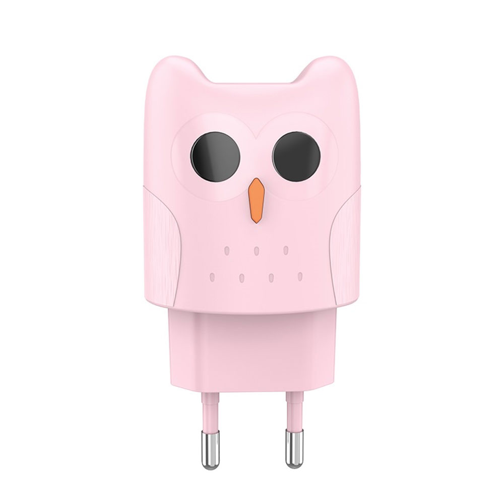 HOCO Kikibelief Dual port charger KC1A