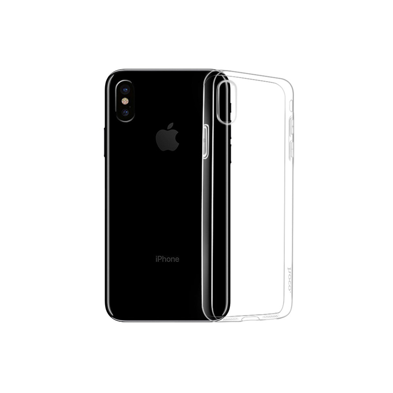 HOCO Crystal Clear Series TPU Case For iPhone X