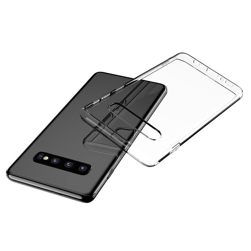 HOCO Crystal Clear Series TPU Case For Galaxy S10