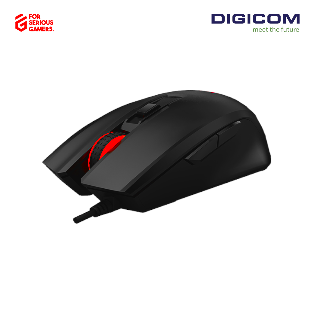 DIGICOM Wired Gaming Mouse DG-G30