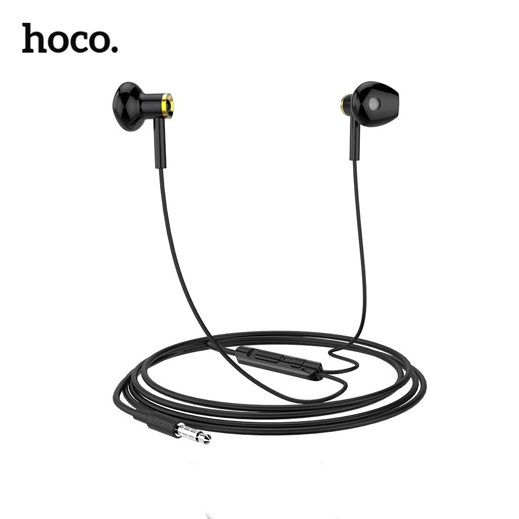 HOCO Canorous Wire Control Earphones-M47
