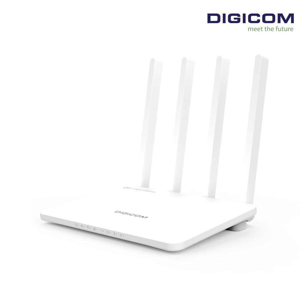 DIGICOM DSL Wireless N Router 300 MBPS DG-J14