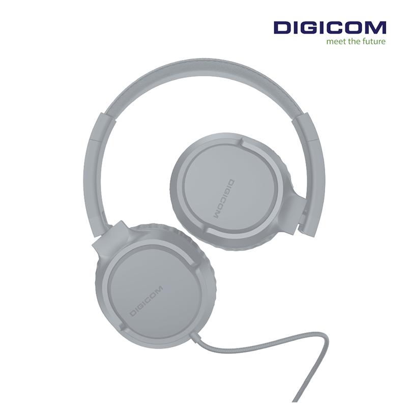 DIGICOM Wired Headphone  DG-W7