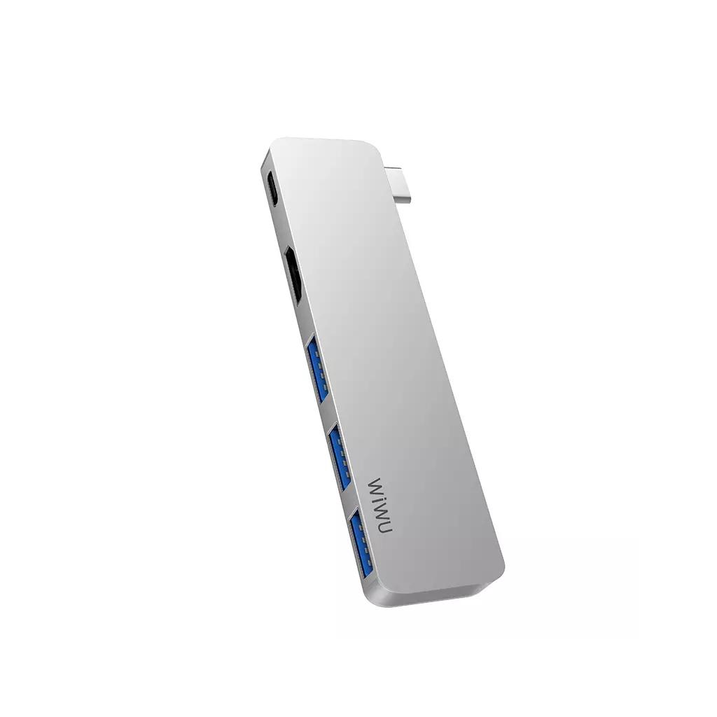 WIWU USB C HUB – T6 PRO