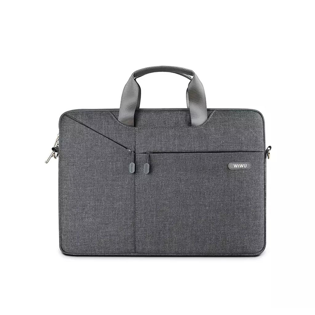 WiWU Gent Business Handbag Multifunction Laptop Briefcase Notebook Computer Messenger