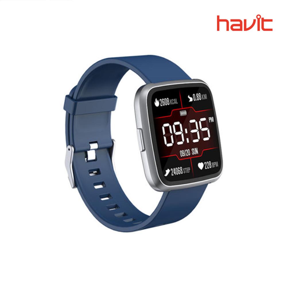 HAVIT Full Touch Smart Watch – H1104