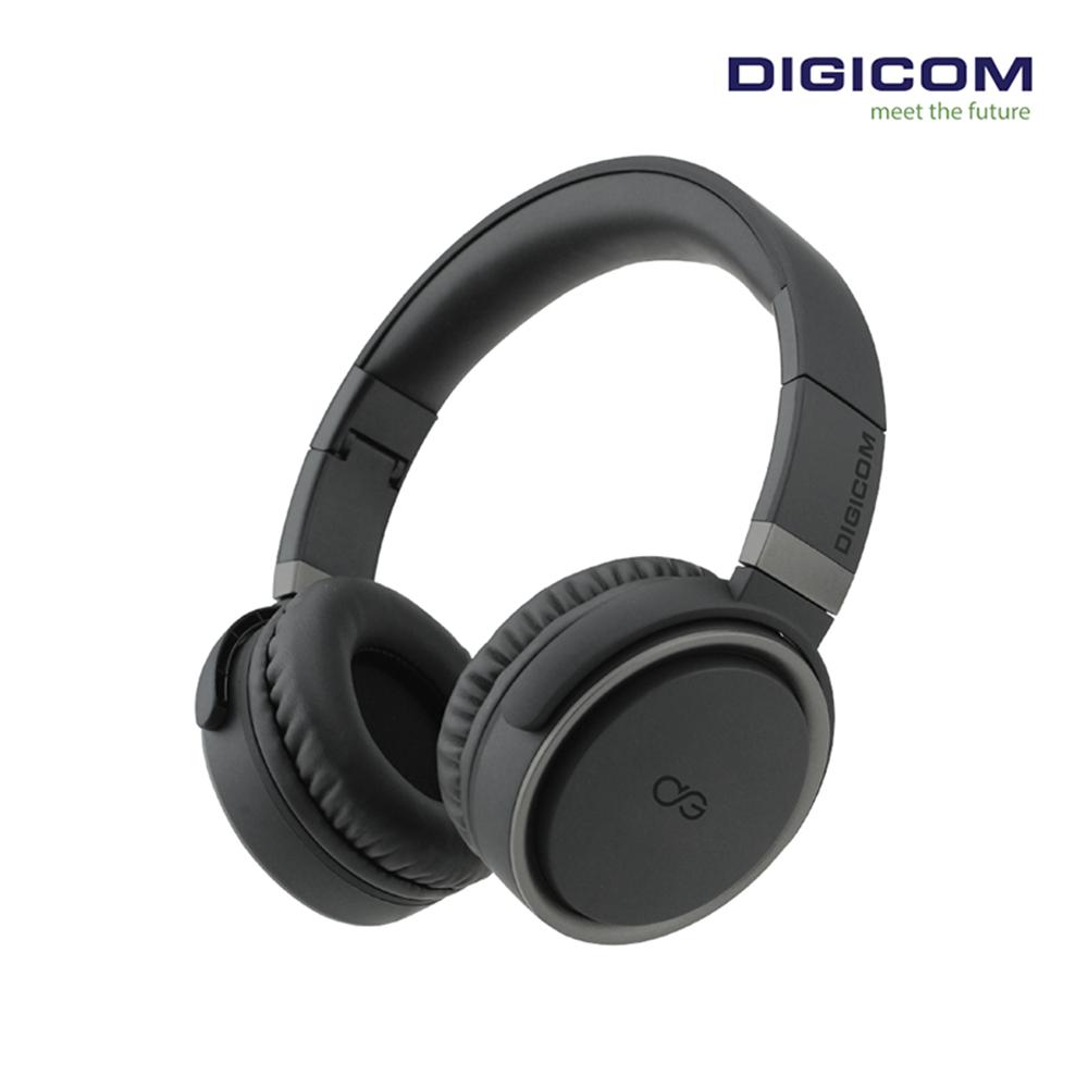 Digicom K20 Bluetooth Foldable Over – Ear Headphone