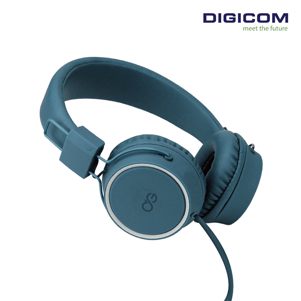 DIGICOM Wired Headphone  DG-W6