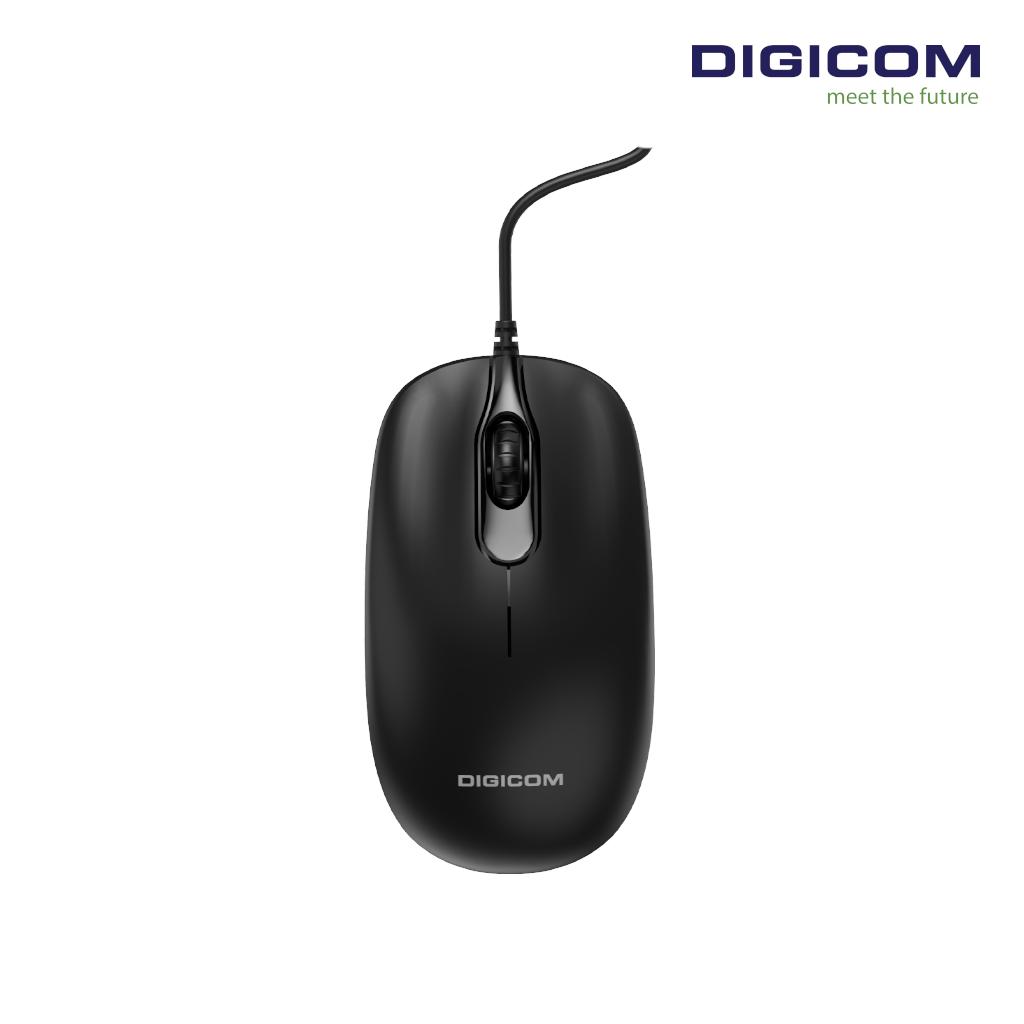 DIGICOM Wired Mouse DG-W15